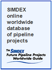 Companies involved in pipeline projects « SIMDEX